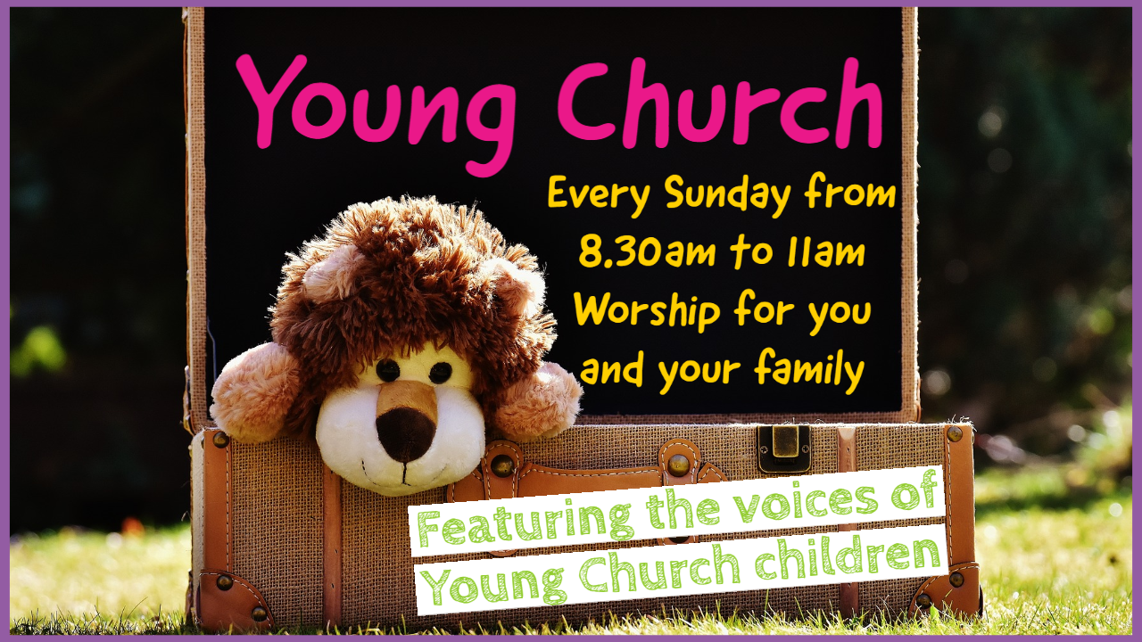 branding young church